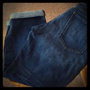 Banana Republic Boyfriend Denim Jean Size 31